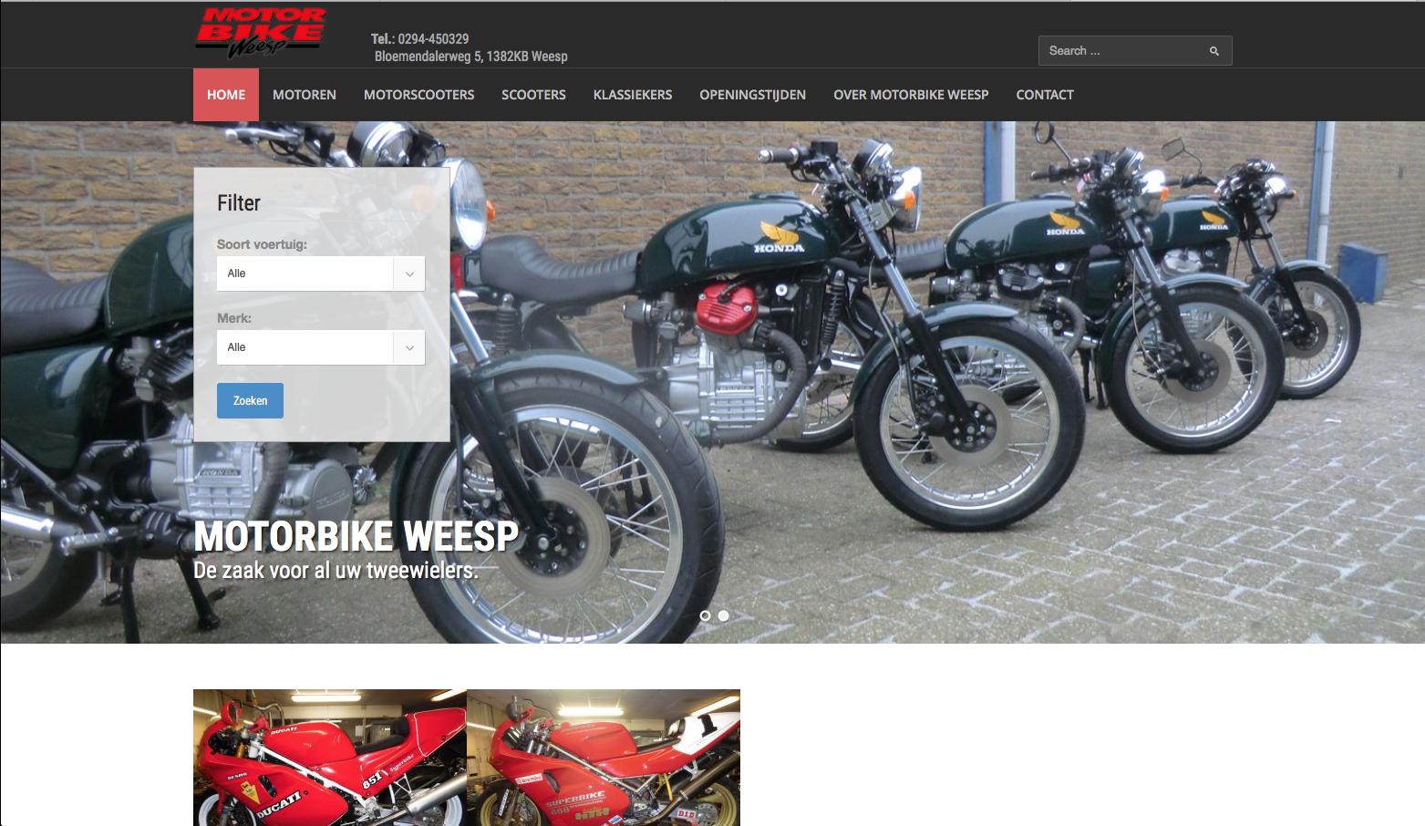 motorbike-weesp