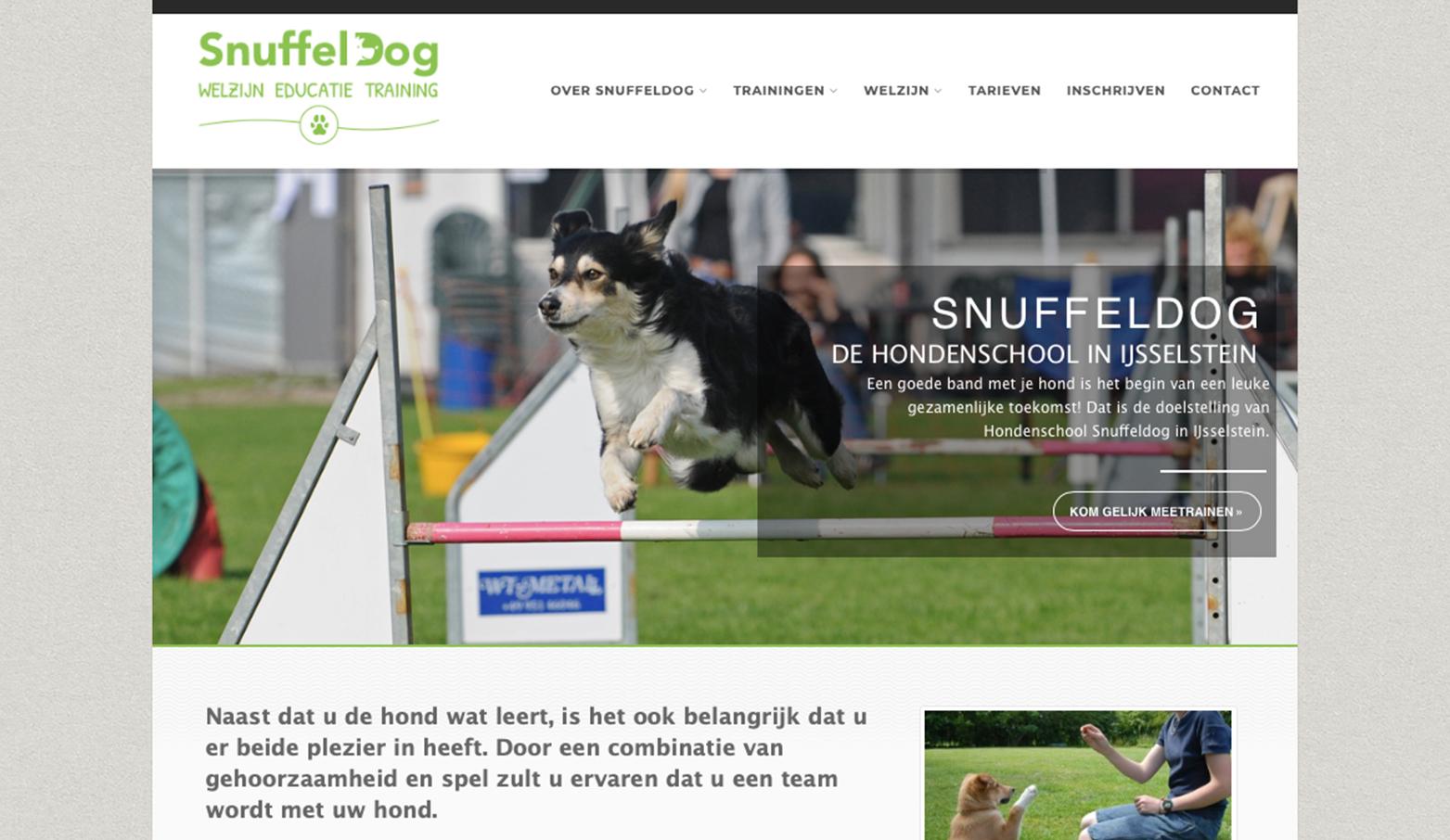 snuffeldog
